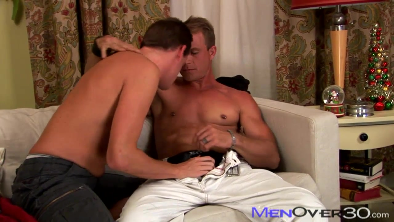 MenOver30 Video: Troy Story Naked wife sucking dick