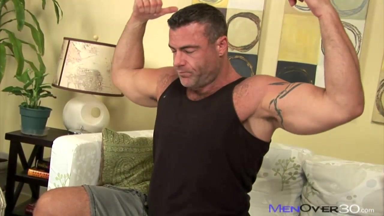 MenOver30 Video: Sin & Bear It Lesbian secretary squirt