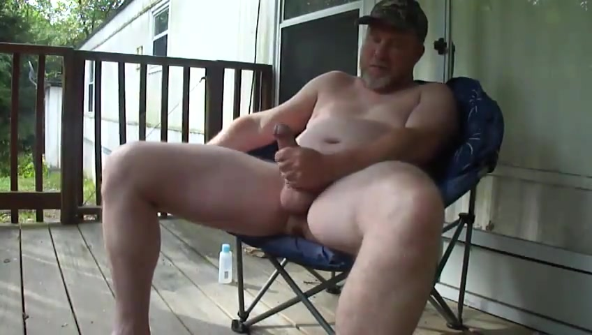 Verbal Redneck Daddy Porch Jerk Off Cum Hottest nude women with tattoos