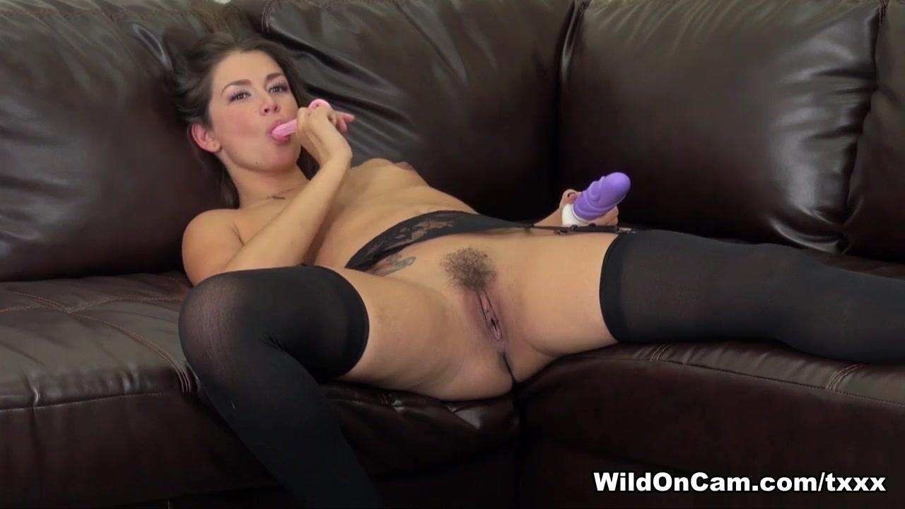 Allie Haze in Allie Haze Live - WildOnCam Gif fucking college pussy