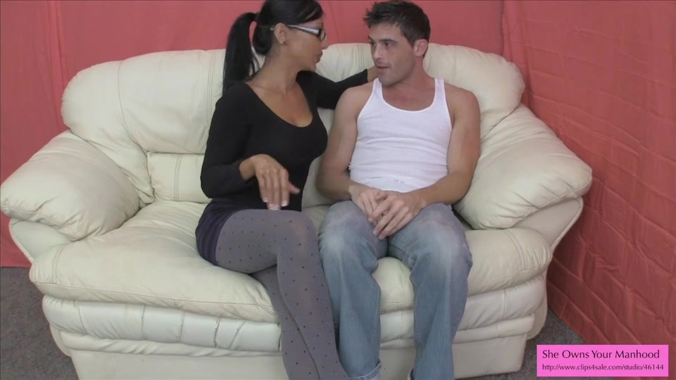 Sex Therapist Part 1 Preview Jasmine Shy Lance Hart Belt On