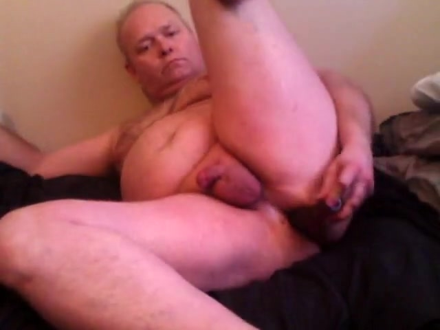 Jim recorded trying to put 2 dildos in his ass at once Alexa Tomas Danny