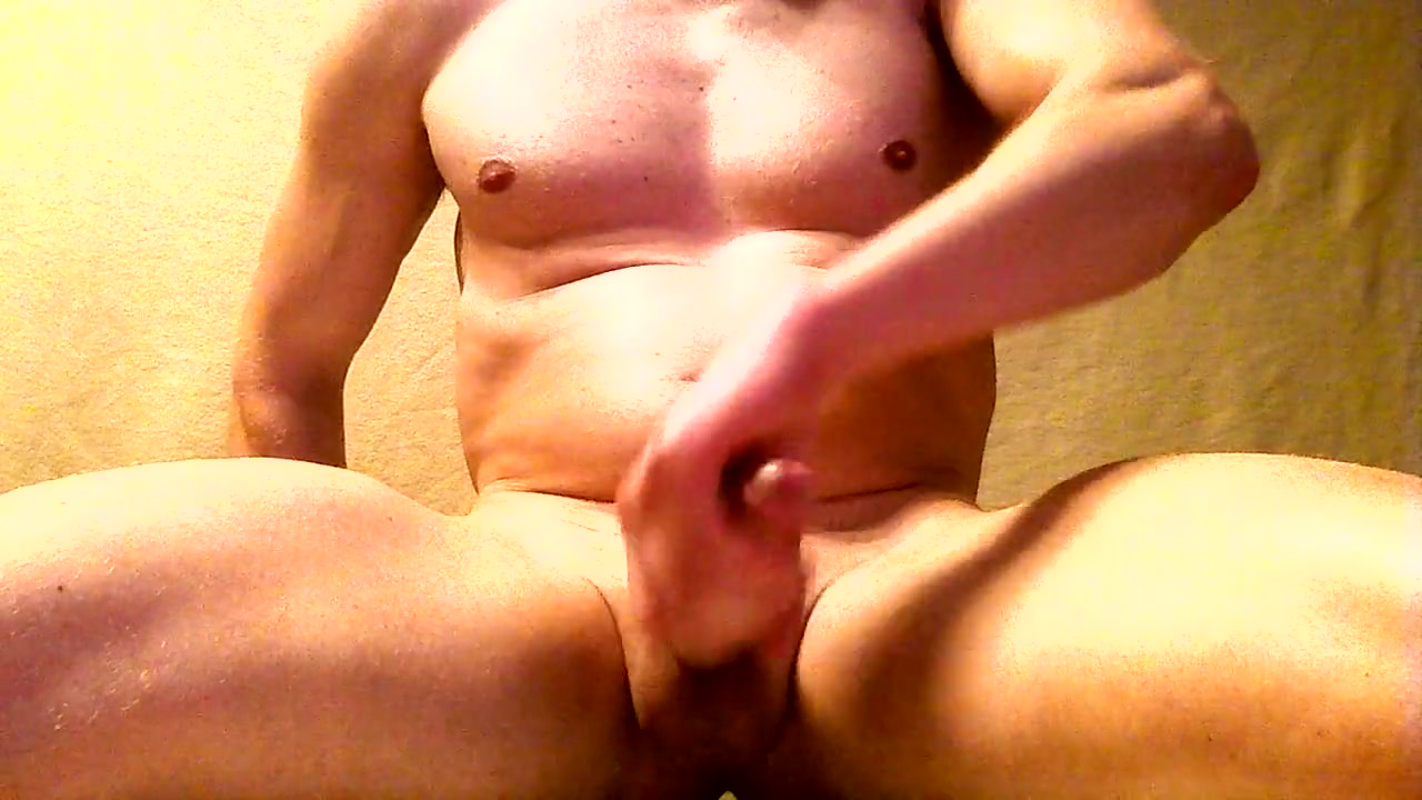 Stroking my cock Glory hole fuck pics