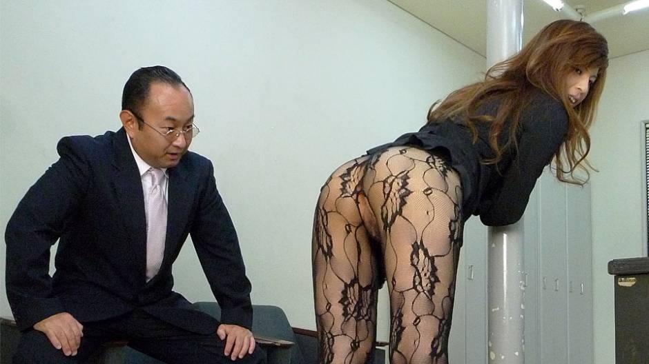 Rina Kikukawa In Rina Kikukawa Fucked So Hard By Her Horny Boss – AviDolz