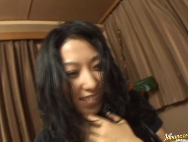 Chris Ozawa Asian doll gets a rear fucking