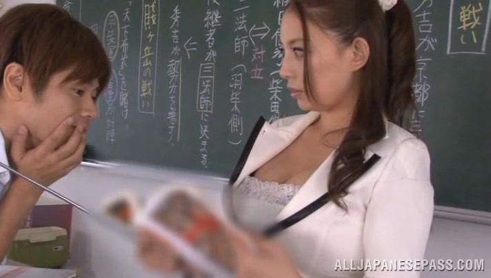 Horny teacher Mako Oda pleases her students Ambassador al otaiba wife sexual dysfunction