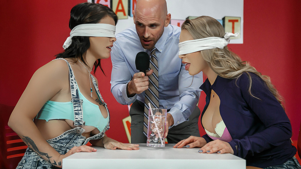 Nicole Aniston & Peta Jensen & Johnny Sins in Game Night Shenanigans - Brazzers Big Nude Mature Women