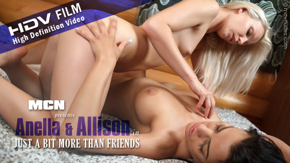 Allison in Just A Bit More Than Friends - MCNudes Online cam to cam sex chat