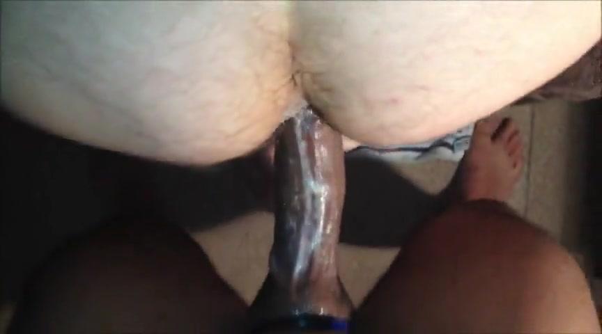 A good bareback breeding Ex girlfriends big dildo