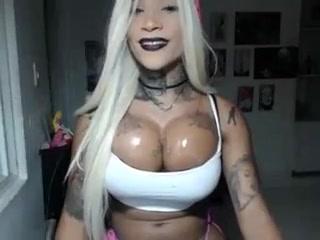 Black shemale selfsuck Marana Full Sexy