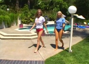 Amazing pornstars Serena Marcus, Nevaeh Ashton and Sarah Jordan in hottest xxx video Tanline nudes
