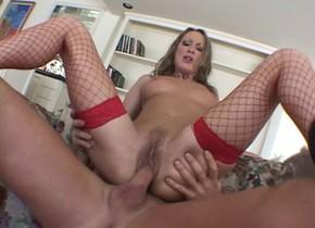 Crazy pornstar Mandy Bright in best anal, milfs xxx scene Couple pick up threesome