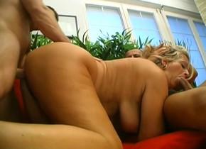 Incredible pornstar Karola Habib in best gilf, threesomes porn video Hot bitch in Geneva