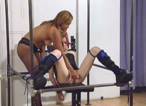 Amazing pornstars Ragadee An and Maxine X in crazy bdsm, lesbian porn clip Sky city craps