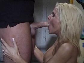 Hottest pornstar Tina Cheri in horny cunnilingus, blonde xxx scene