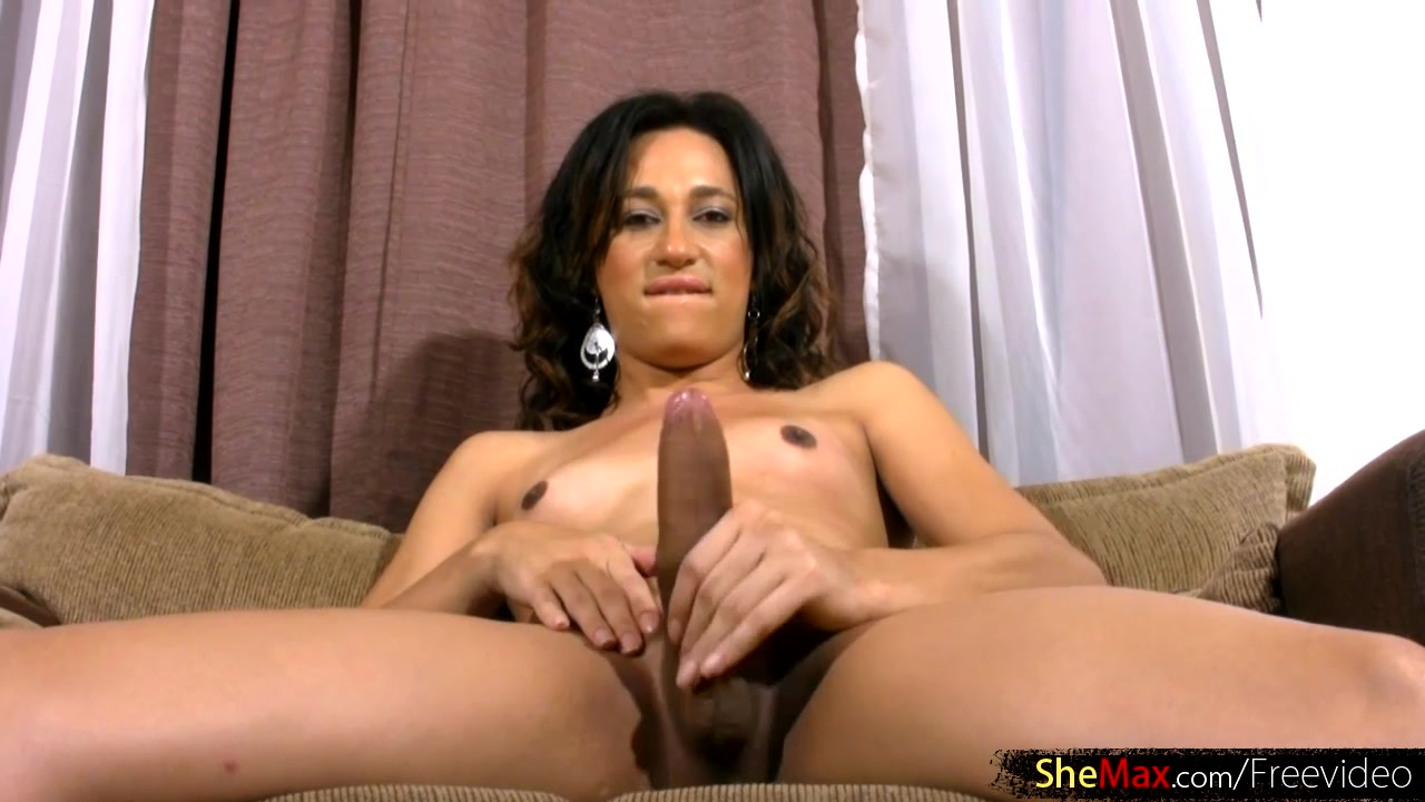 Curly hair femboy is hiding true ###cock in mini thongs Petite body big natural tits pornstars