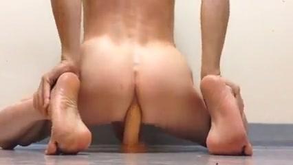 Riding my dildo 1 Sexy girls fucks xxx