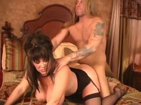 Incredible pornstar Kandi Cox in horny brunette, milfs porn video Falastheen sex