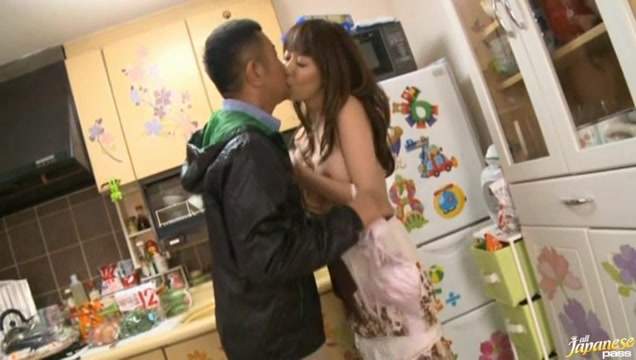 Sexy MILF Wife Takes A Hot Creampie In The Kitchen primecups perfectgonzo angel wicky stella cox teen group sex anal