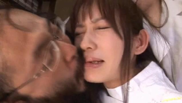 Mika Osawa Asian MILF is a crazy nurse shut a girl up sex picture