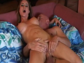 Incredible pornstar Honey West in crazy big tits, blonde porn scene
