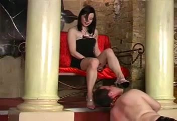 Russian G-ddess On Throne - Foot Pleasure Interacial Gay Porn Galleries