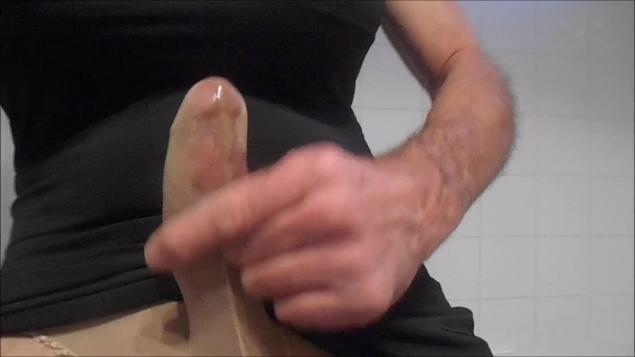 Cumshot in pantie (slow motion ) girls want to sex