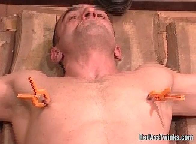 Kinky gay get bondaged Leilani sioson