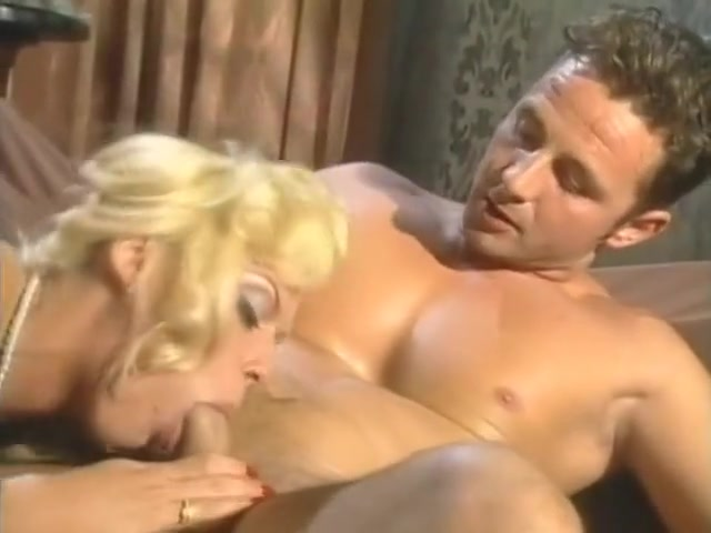 Best pornstar Kelly Trump in amazing blonde, vintage xxx clip How to make happy a girl in bed