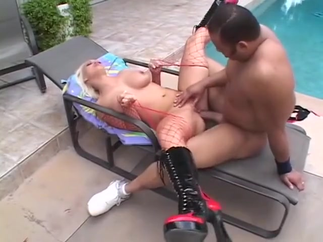 Crazy pornstar Nicki Hunter in horny outdoor, cumshots porn scene Bangbros Hottest Oiled Ass