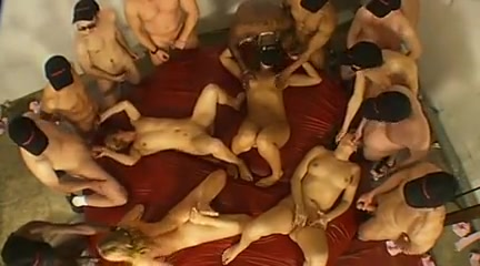 Lorna Lace group sex goth porn gif