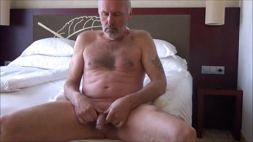 Pervert Ulf Larsen flashing peeing! gay sex blog video