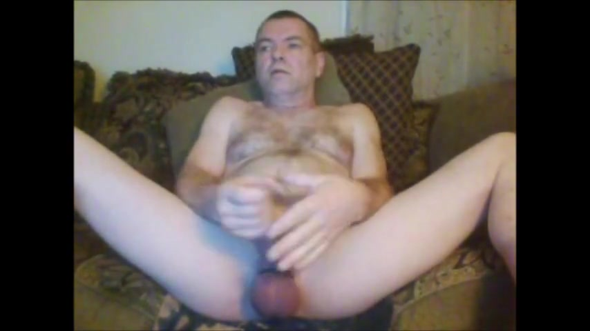 Mike Muters morning masturbation with orange in my ass xxx adult friend finder