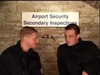 Airport Security 1 sexy long cc hd partner