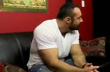 Muscle guy fucks twink !!! i am not gay gif