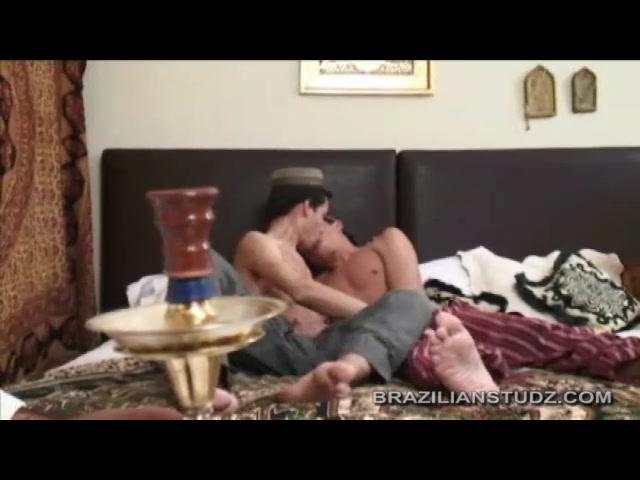 Fantasy Arabian Threesome Why are my breasts sore and hard