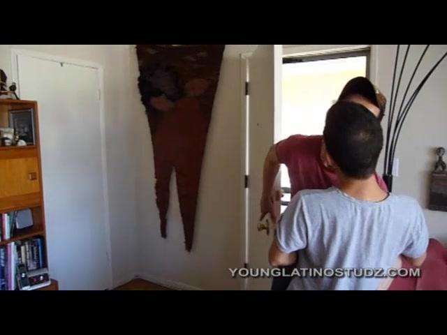 YoungLatinoStudz Video: Christian Takes Jacks Big Dick Cara lott jillian foxx lesbian