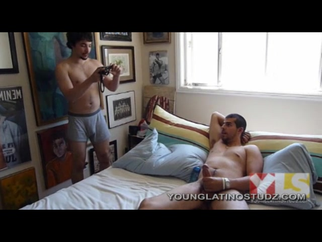 YoungLatinoStudz Video: Twink Roommates Beat Off Hd Hard Anal Sex