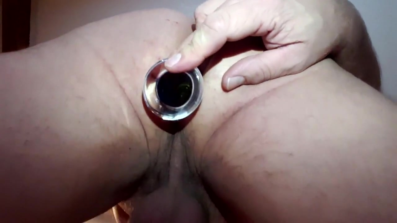 Man ass fucked with a bottle Mature redhead clips