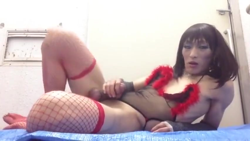 Asian crossdresser playing free swinger xxx videos