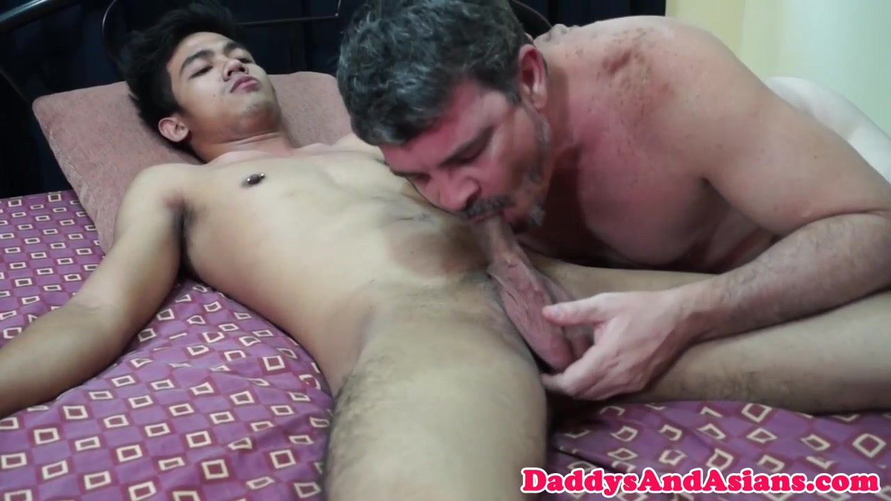Pinoy twink cocksucking daddy sixtynine Fuck New Neighbor