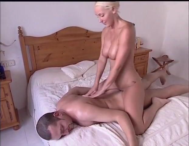 Masáž porno DVD