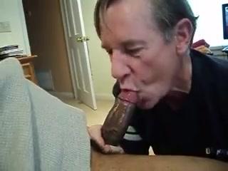 Just suckin cock Big natural boobs brandi love