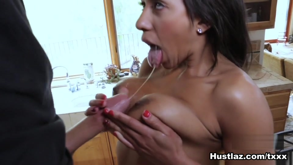 Priya Price in Barely Legal #154 - Hustlaz squirting and bleeding on slut load