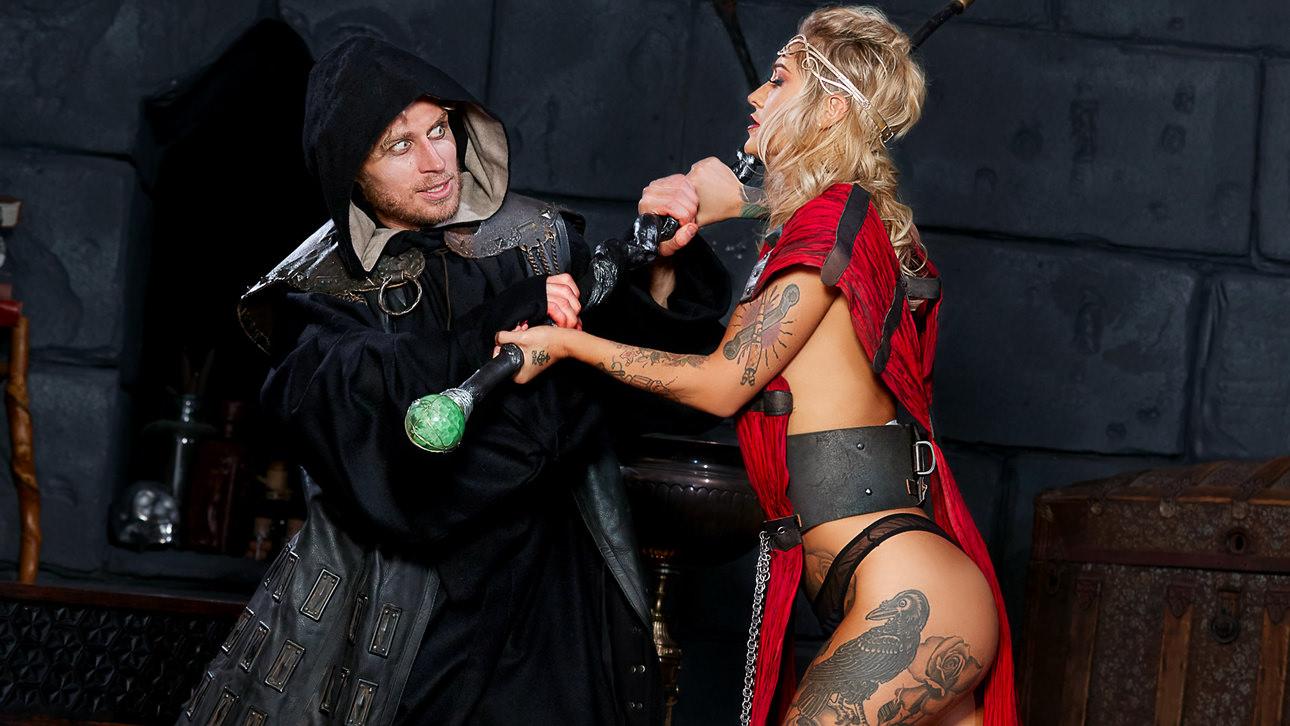 Kleio Valentien & Michael Vegas in Quest: Scene 3 - DigitalPlayground nacked girls and boys together