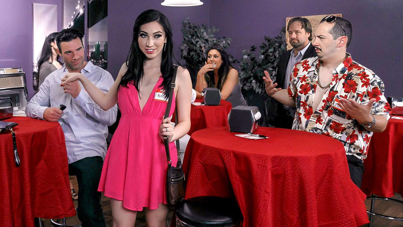 Aria Alexander & Charles Dera in Speed Dating - DigitalPlayground Hot asian selfies