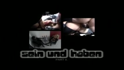 SEIN UND HARBEN two of two Free gay hardcore magazine online