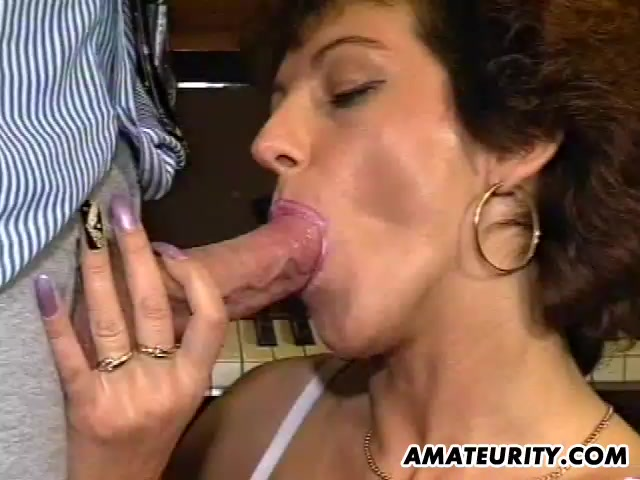 Mature amateur wife homemade threesome with cum Deep Frost Latina