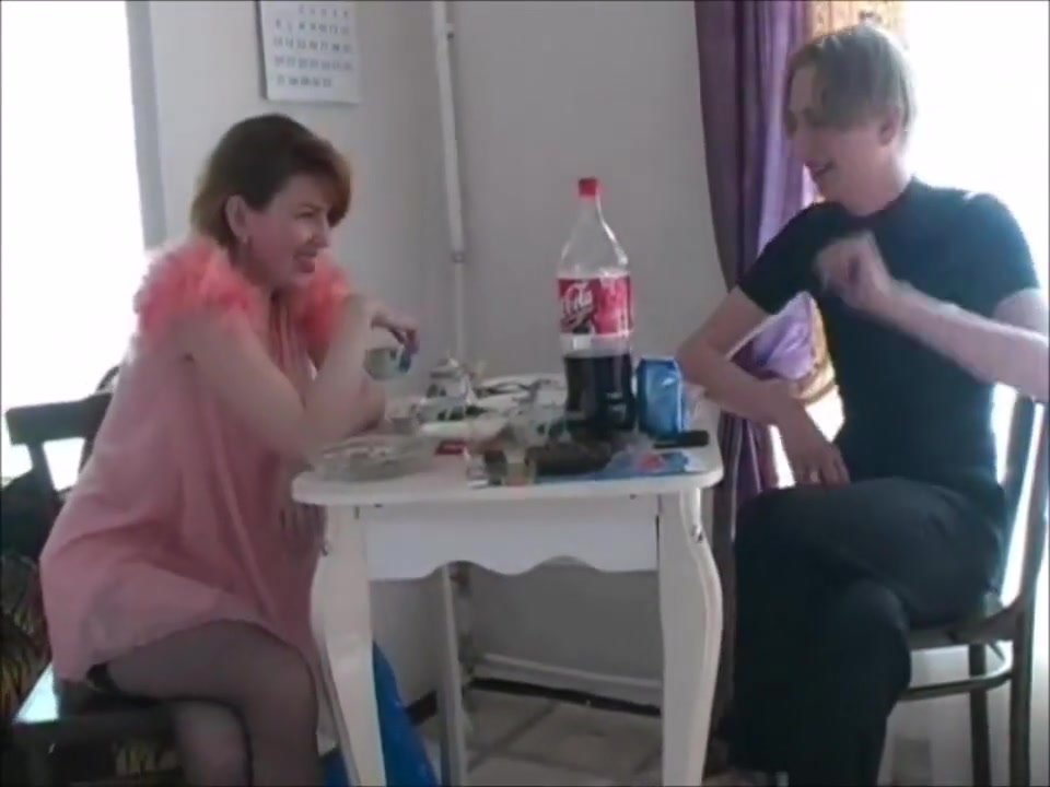Russian mature slut 1 Bleeding Verginity