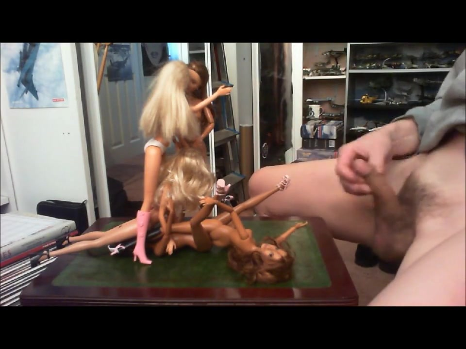 Barbie doll fun Naked street pics
